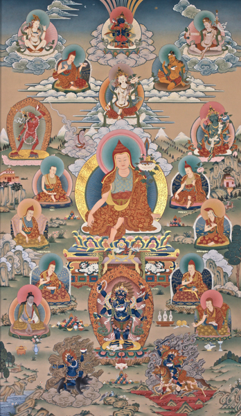 Eight Lineage - Shangpa Kagyu.jpg